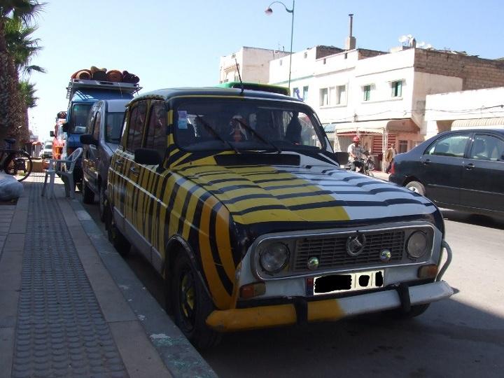 Rencontre berbere france